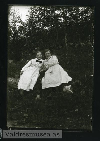 Olava og Sigrid Lundene