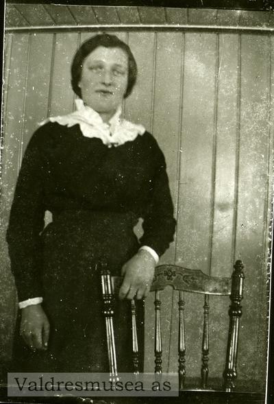 Sigrid Lundene Langedrag