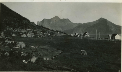 Skaland i Berg 1932
