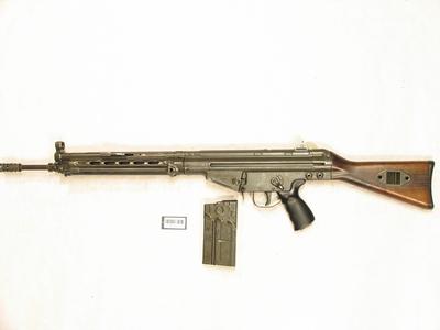 Automatgevær 7,62x51 CETME G3