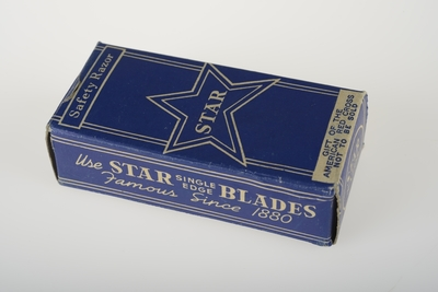 STAR Safety Razor