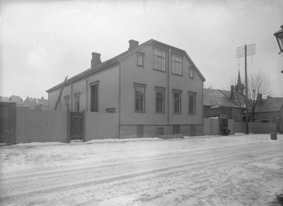 Bakkestrandens asyl, Østersunds gate