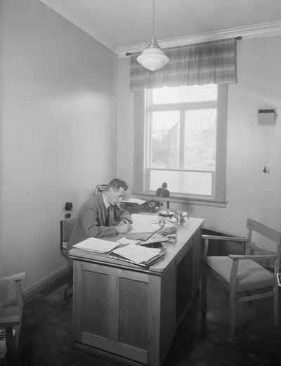 Fattigvesnets kontorer