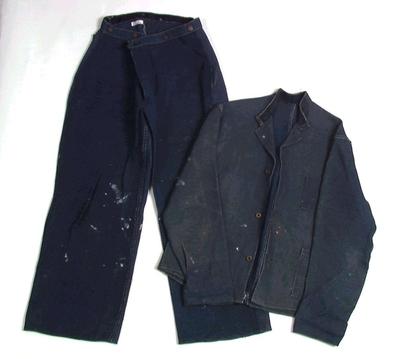 Dress, jakke og bukse