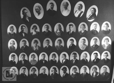 Marnar Folkehøgskole 1925-1926