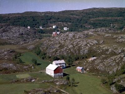 Vikan og bebyggelse ved Fillan kirke