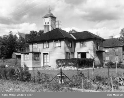 Villa i Risbakken