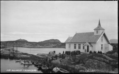 Frå Bulandet i Sunnfjord