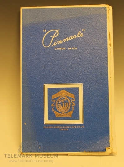 Pinnacle Carbon Paper