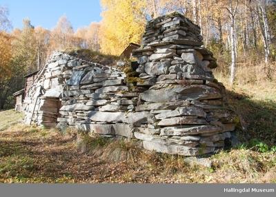 Steinbu på Ål Bygdamuseum, Leksvol