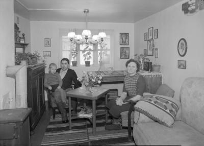 Julian Klonovski polsk familie på Heimdal