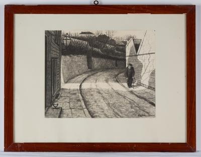 Nedre Strandgate, 1900