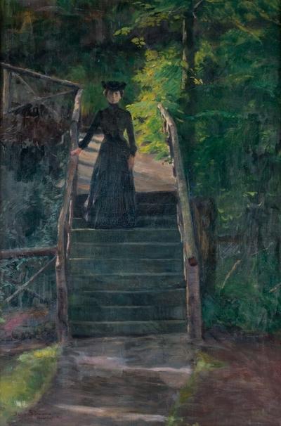 Anna på broen, Sølyst 1901