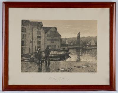 Fra det gamle Stavanger