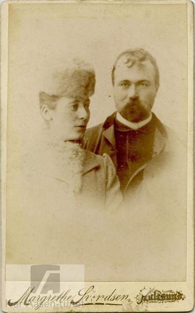 Anders Hovden og Lina Marie Devold