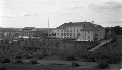 Oppland Småbruks- og Hagebrukskole (Valle)