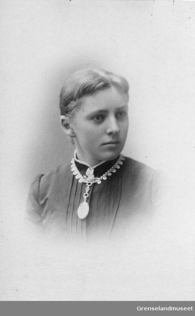Portrett av den unge Ellisif Rannveig Müller