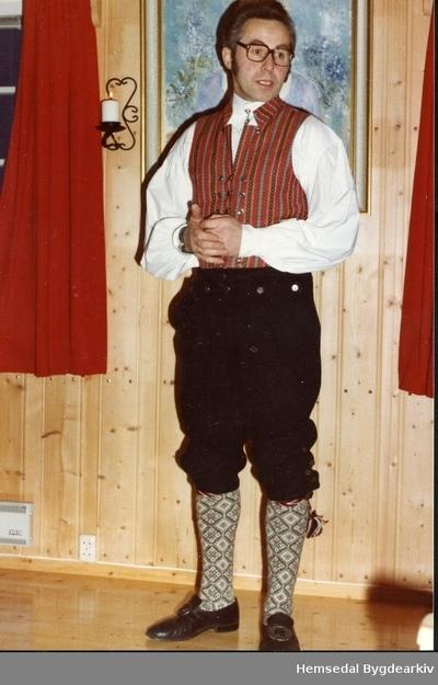 Adjunkt Asbjørn Spjøtvoll