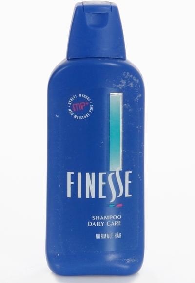 Hårshampoo plastflaske