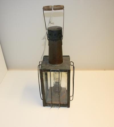 Parafinlampe