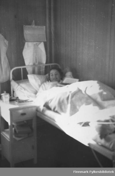 Petra Efskin på Vadsø Sykehus