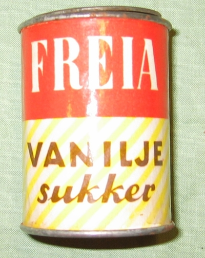 Vaniljesukker