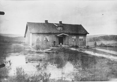 Våningshus fra før 1800