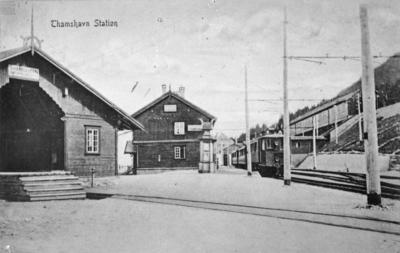 Thamshavn Station