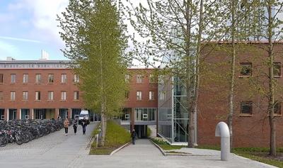 UiT Norges Arktiske Universitet, Campus Tromsø, Medisin- og Helsefagbygget