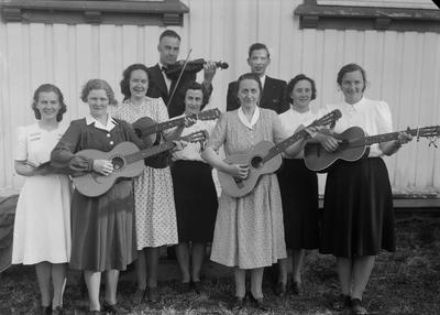 Sanggruppe med tilknytning til Frelsesarmeen