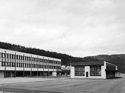 Statens vegevesen, Steinkjer