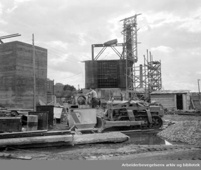 A/S Norsk Lecas fabrikk på Hovin