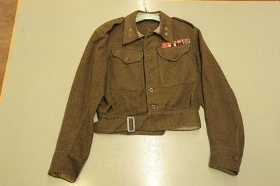 Uniform, Battle dress.