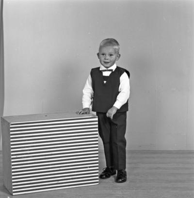 Portrett liten gutt - bestiller Butlev Neshavn
