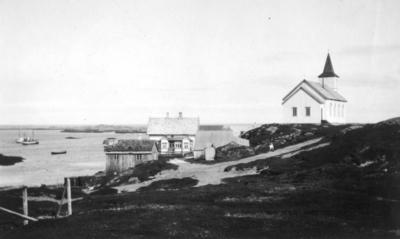 'Fra Ingøy - Norges ytterste skjær mot nord
