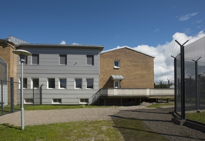 Bodø fengsel, tilbygg