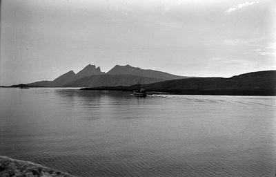 Sannesjøen på vei til Bodø