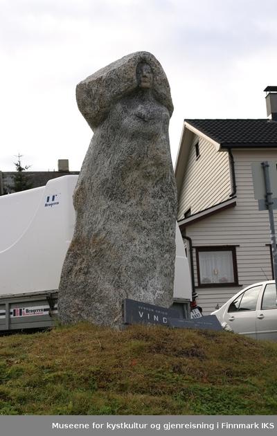 Skulptur Vind fra Versum Origo serie