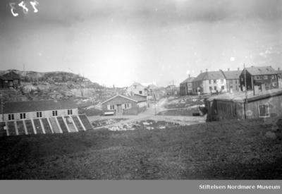 Nerlandsdalens brakker fra andre verdenskrig