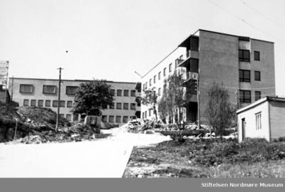 Avis/pressebilde fra Romsdalspostens sitt arkiv