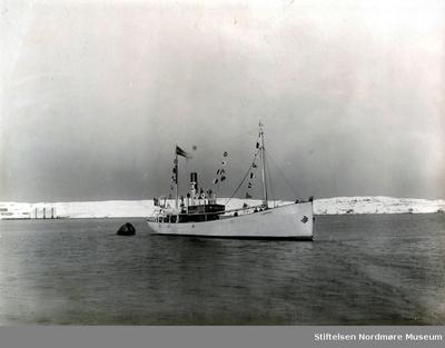 Foto fra Samnøen (Samnöen)