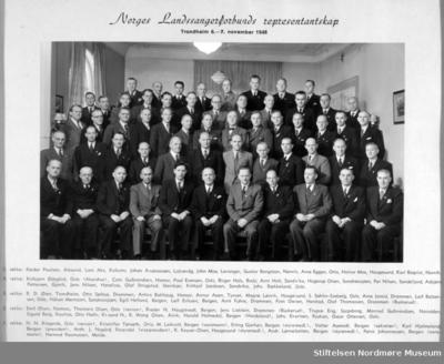 Norges landssangerforbunds representantskap