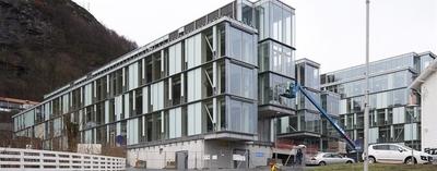 Haukeland universitetssykehus, Barne- og ungdomssjukehuset (BUS)