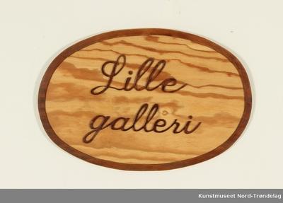 Skilt Lille Galleri
