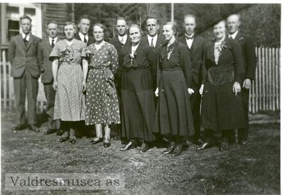 Familien i Nordre Leite