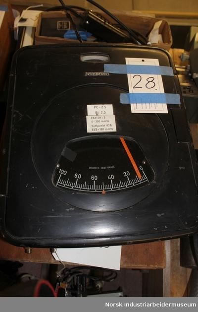 Temperaturregulator