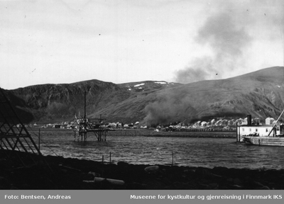 Brann i Nordvågen