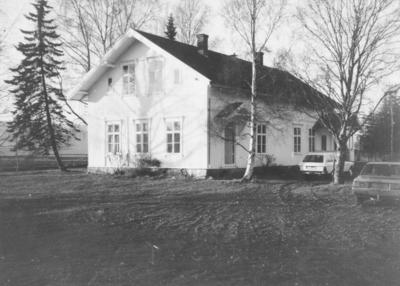 Gamle Holm skole som siden ble barnehage