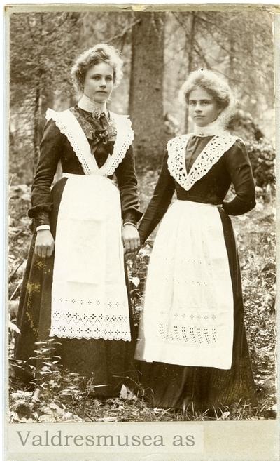 Inger Lineikro til venstre i bildet