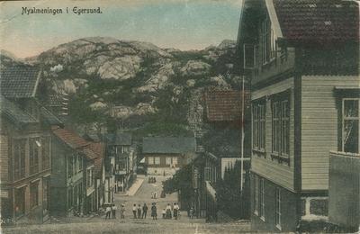 Johan Feyers gate i Egersund